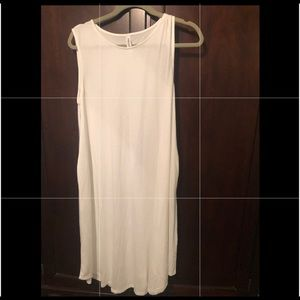 Dresses & Skirts - White loose dress